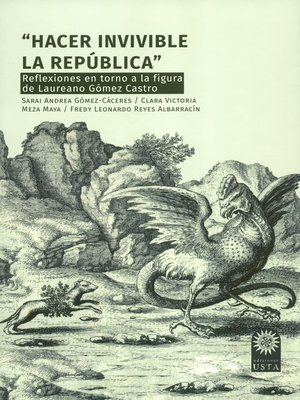 cover image of Hacer invivible la república