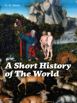 cover image of A Short History of the World (Unabridged)