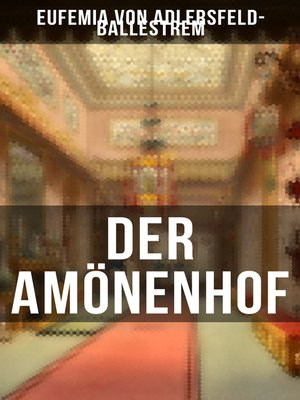 cover image of Der Amönenhof