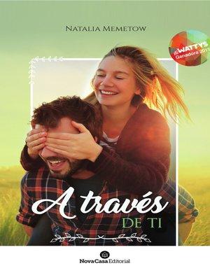 cover image of A través de ti