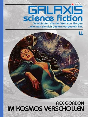 cover image of GALAXIS SCIENCE FICTION, Band 4
