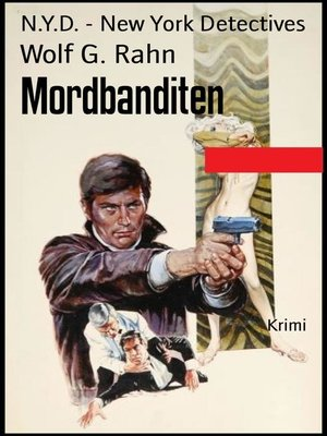 cover image of Mordbanditen