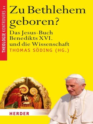 cover image of Zu Bethlehem geboren?