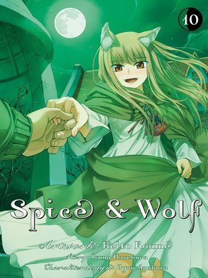 cover image of Spice & Wolf, Band 10