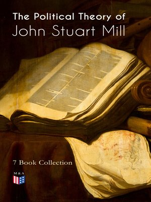 cover image of The Political Theory of John Stuart Mill