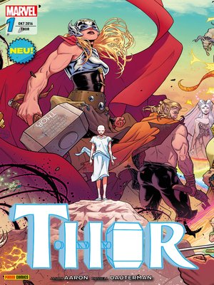 cover image of Thor 1--Donner im Blut