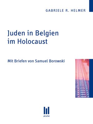 cover image of Juden in Belgien im Holocaust