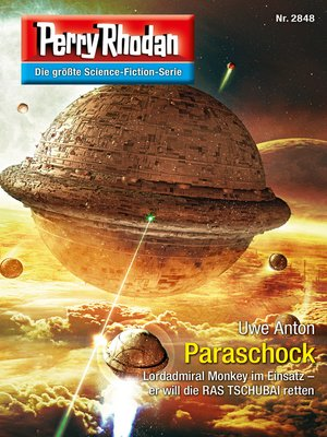 cover image of Perry Rhodan 2848