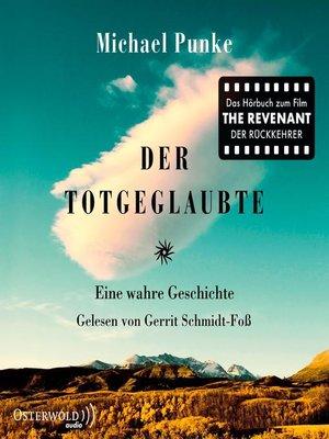 cover image of Der Totgeglaubte