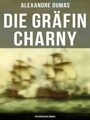 cover image of Die Gräfin Charny