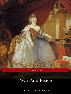 cover image of War and Peace (Eireann Press)