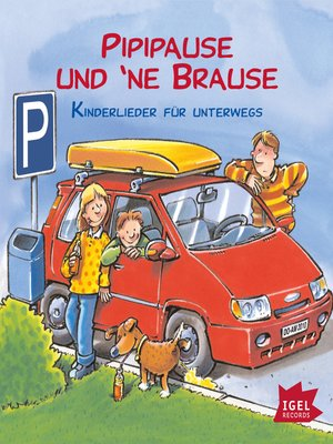 cover image of Pipipause und 'ne Brause