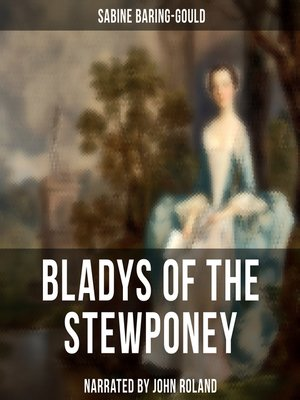 cover image of Bladys of the Stewponey