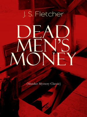 cover image of DEAD MEN'S MONEY (Murder Mystery Classic)
