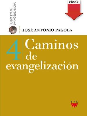 cover image of Caminos de evangelización