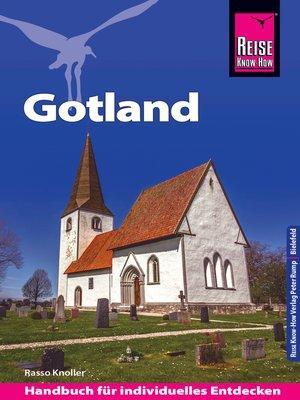 cover image of Reise Know-How Reiseführer Gotland