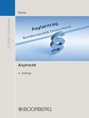 cover image of Asylrecht