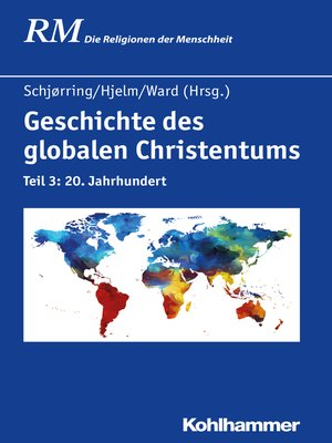 cover image of Geschichte des globalen Christentums