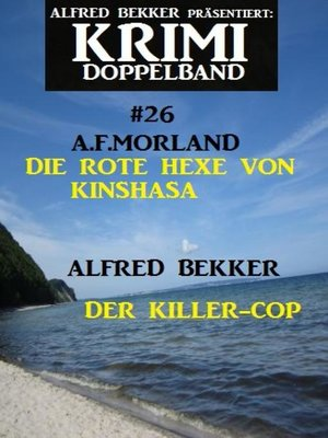 cover image of Krimi Doppelband #26