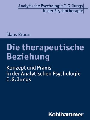 cover image of Die therapeutische Beziehung