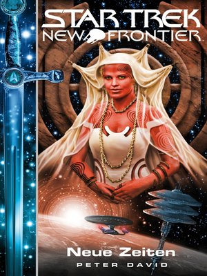 cover image of Star Trek--New Frontier 14