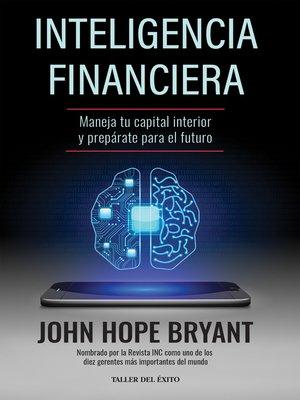 cover image of Inteligencia financiera