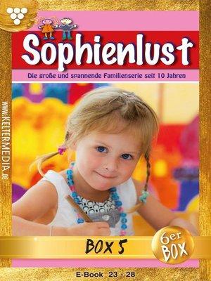 cover image of Sophienlust Jubiläumsbox 5 – Familienroman