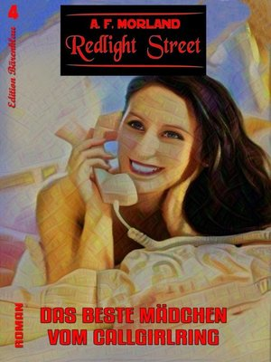 cover image of Redlight Street #4
