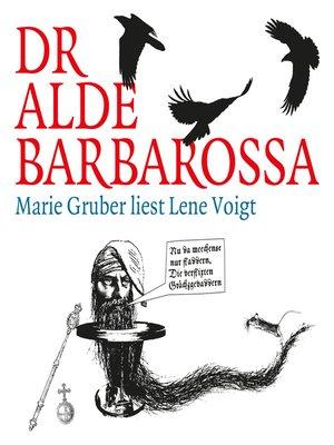 cover image of Dr alde Barbarossa