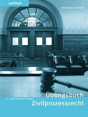 cover image of Übungsbuch Zivilprozessrecht