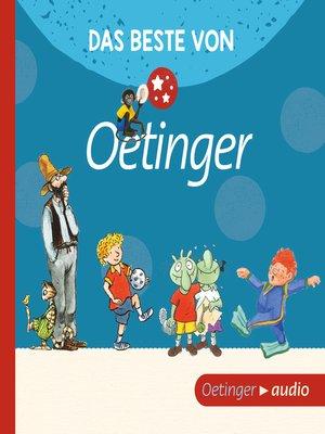 cover image of Das Beste von Oetinger