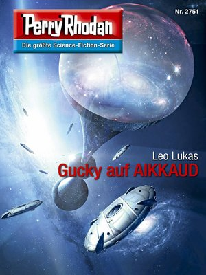 cover image of Perry Rhodan 2751
