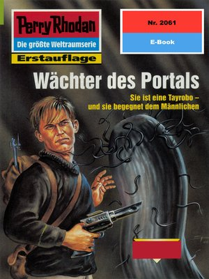cover image of Perry Rhodan 2061
