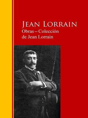 cover image of Obras ─ Colección  de Jean Lorrain