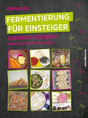 cover image of Fermentierung für Einsteiger