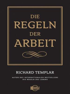 Richard Templar Ebook