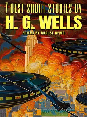 cover image of 7 best short stories by H. G. Wells
