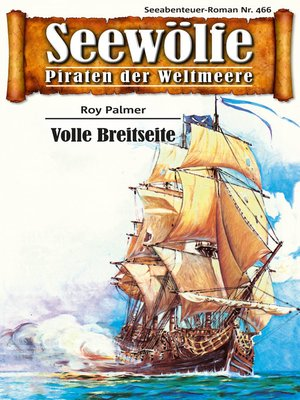 cover image of Seewölfe--Piraten der Weltmeere 466