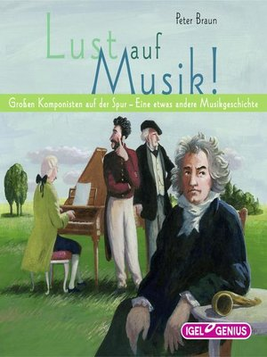 cover image of Lust auf Musik!