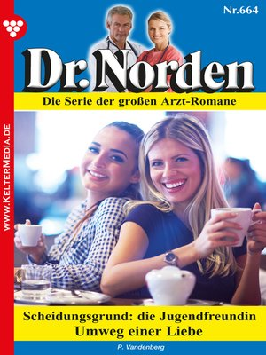 cover image of Dr. Norden 664 – Arztroman
