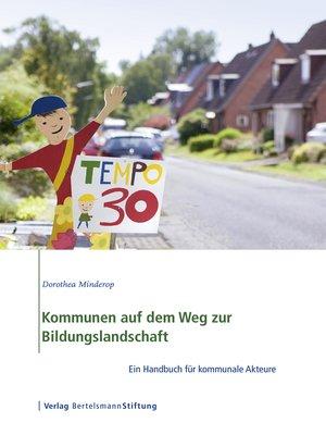 cover image of Kommunen auf dem Weg zur Bildungslandschaft