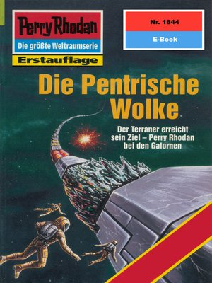 cover image of Perry Rhodan 1844
