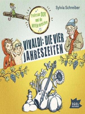 cover image of Prof. Dur und die Notendetektive. Vivaldi