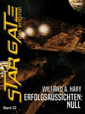 cover image of STAR GATE--DAS ORIGINAL, Band 22