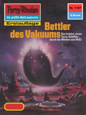 cover image of Perry Rhodan 1167
