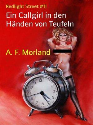 cover image of Ein Callgirl in den Händen von Teufeln