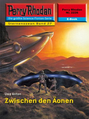 cover image of Perry Rhodan 2226
