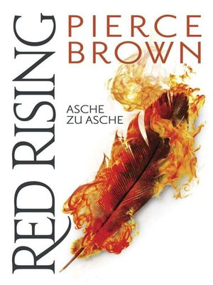 cover image of Red Rising--Asche zu Asche