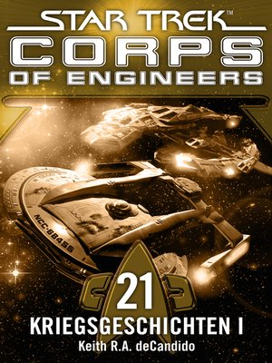 cover image of Star Trek--Corps of Engineers 21