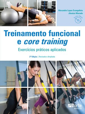 cover image of Treinamento funcional e Core Training